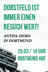 Antirassistische Demonstration in Duisburg